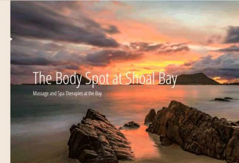 The Body Spot at Shoal Bay