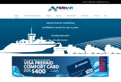 FernAir Distributors Pty Ltd